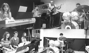 Ecole de musique la Bruffière, à proximité Cugand, treize septiers, clisson et montaigu