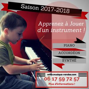 apprendre à jouer d'un instrument