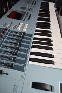 Leçon musique synthé accordéon piano
