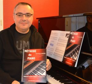 Méthode piano apprentissage cholet
