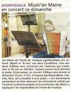 cours accordéon aigrefeuille remouillé clisson