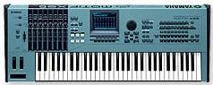 Le Synthétiseur, ketron, touches piano, touches boutons, touches accordéon