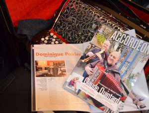 accordéon & accordéonistes Cours de musique piano