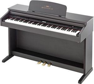 piano numérique clavinova meuble